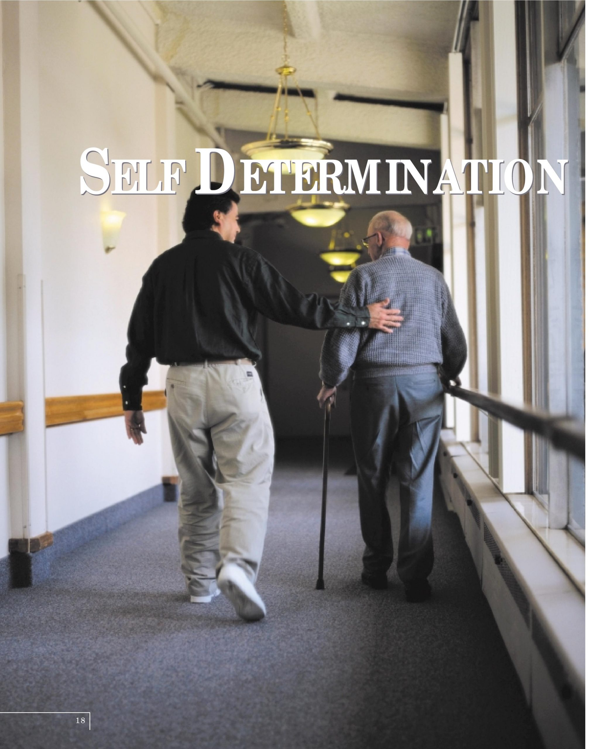 Cover art for: Self Determination And Person Centred Planning