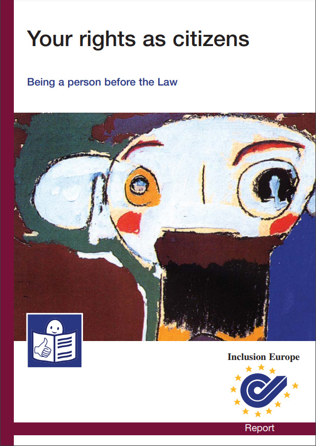 Cover art for: Your Rights As Citizens Being A Person Before The Law
